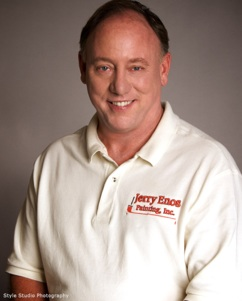 jerry enos - interior painting company