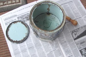 how to dispose of paint - disposing of old paint