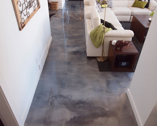 Epoxy In Your Interior Yes Is