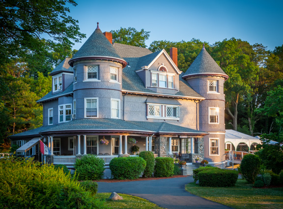 castle manor inn - exterior painting companies in MA 2