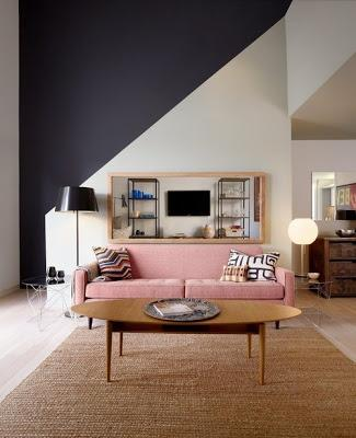 inspiration-board-black-accent-wall-interior painting
