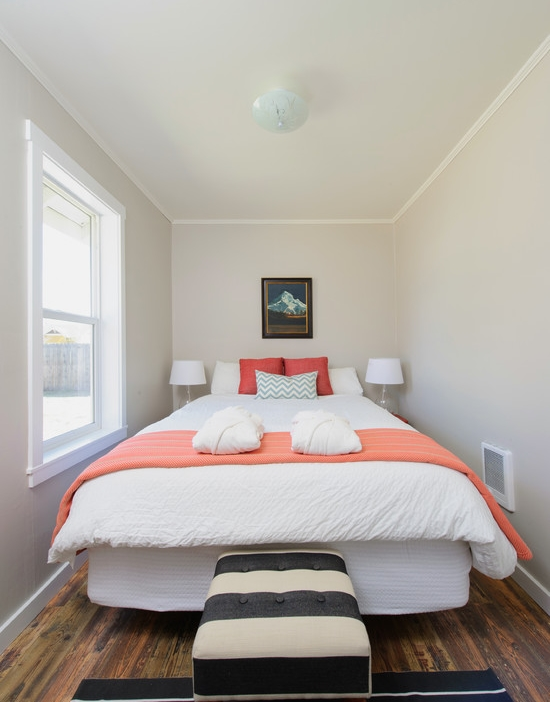 Small Bedroom Color Ideas