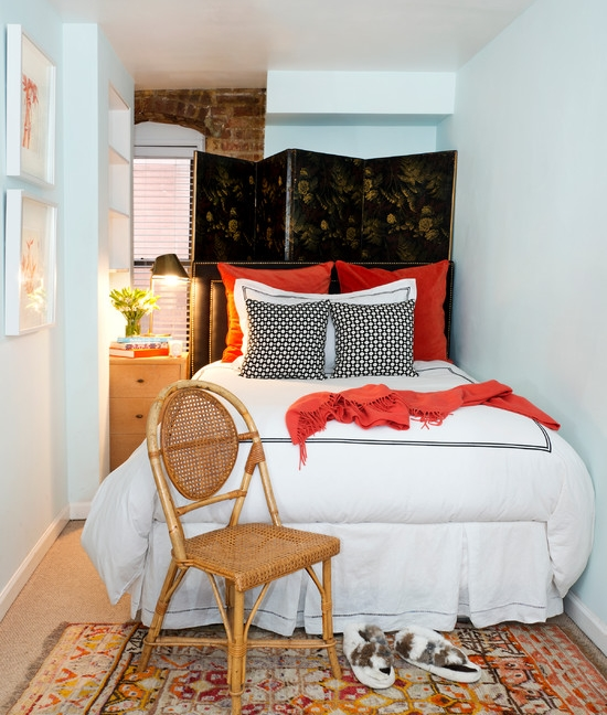 Paint Colors For Small Bedrooms #3: Small Bedroom Colors