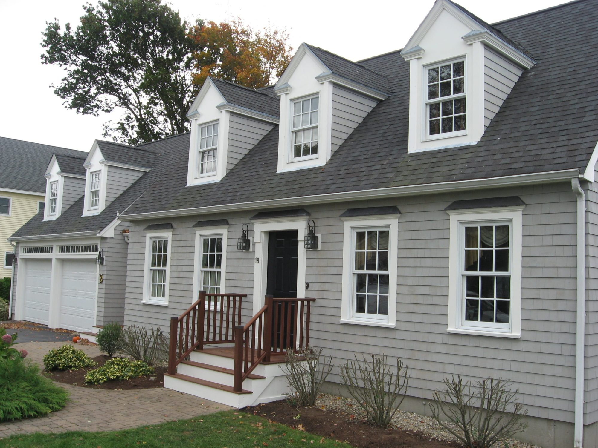 Driftwood Exterior Paint Color