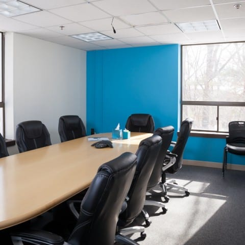 Commercial Board Room – Accent Wall