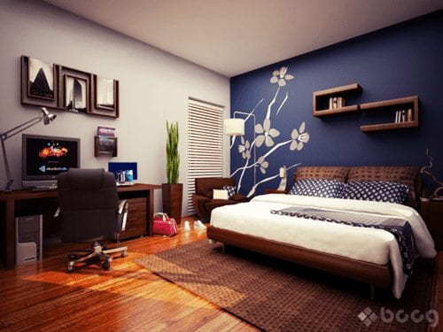 painting accent walls - interior painting company MA