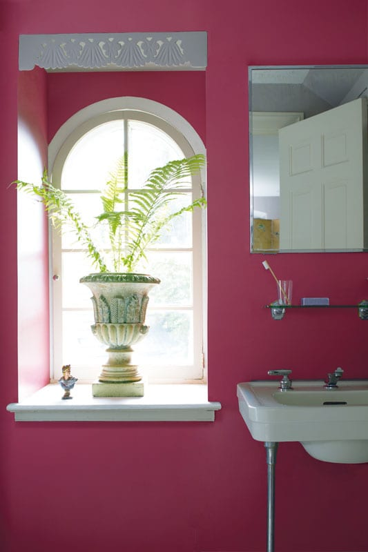 2015 bathroom color trends
