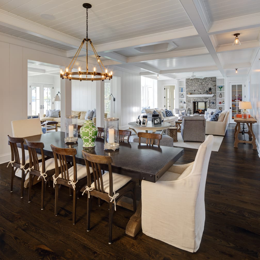 10 Living Room Trends For 2016: 2016 Design Trends: Rustic Dining Rooms