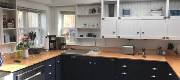 Refresh Your Kitchen Cabinets With Paint Jerry Enos Painting