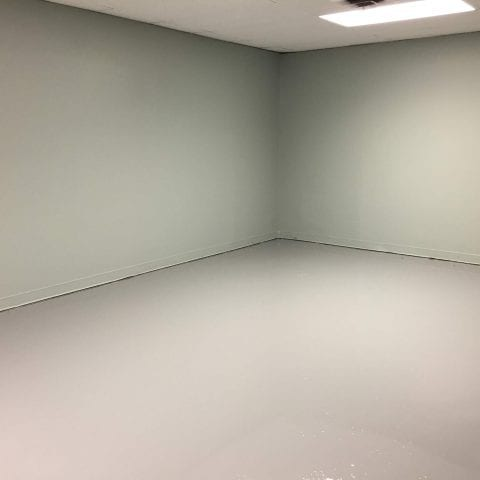 Epoxy Floor After