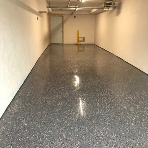 Epoxy Floor Six